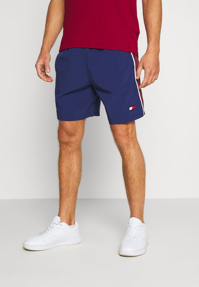 VENT COLOURBLOCK SHORT - Sports shorts - blue