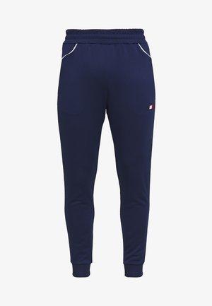 CUFFED TRAINING PANT - Trainingsbroek - blue
