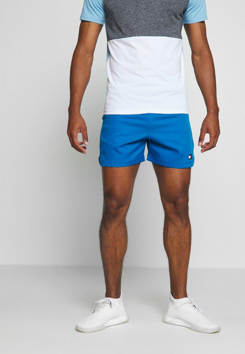 Tommy Sport - Sports shorts - blue