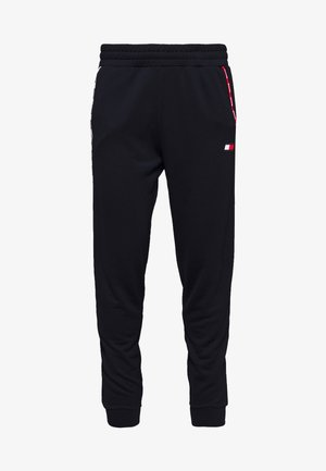 PIPING TRACKSUIT CUFFED PANT - Trainingsbroek - blue