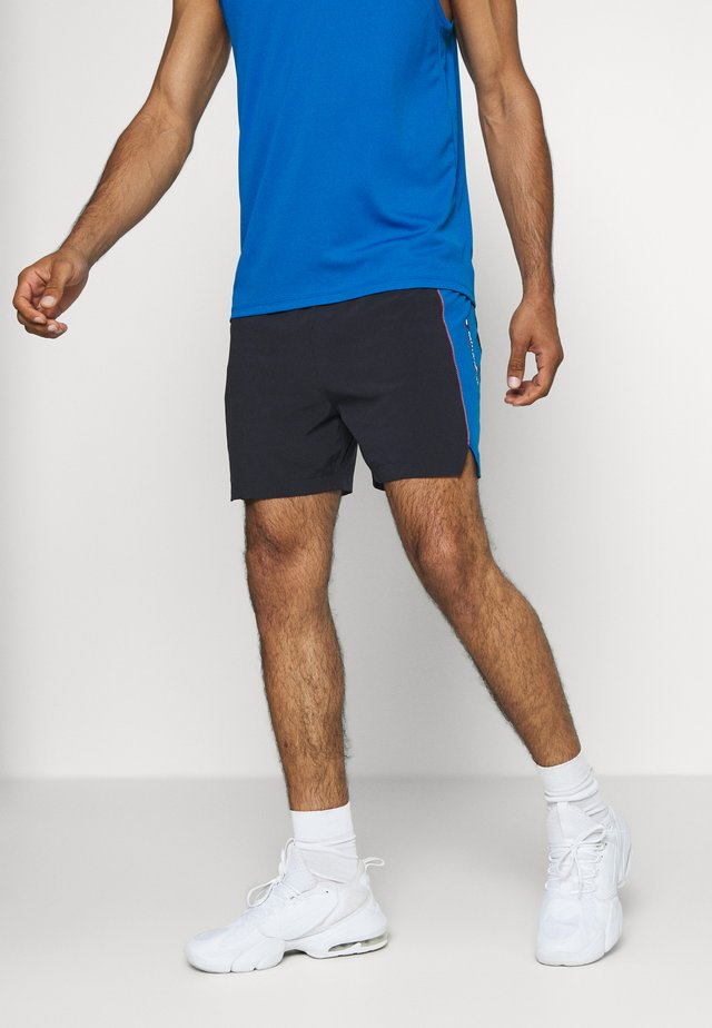 2-IN-1 SHORT - Short de sport - blue