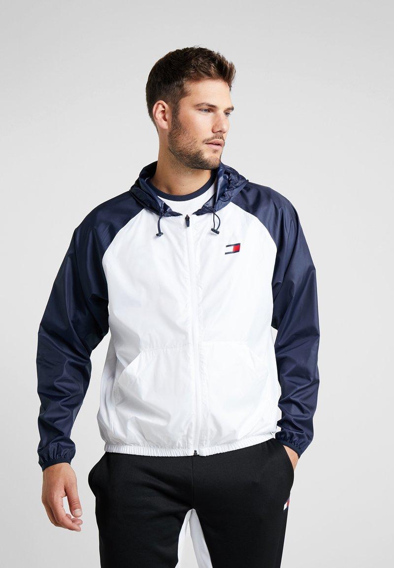 Tommy Sport - CORE  - Windbreaker - white