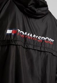 Tommy Sport - CORE  - Veste coupe-vent - black - 6