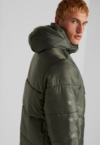 Tommy Sport - BLOCK INSULATION - Veste d'hiver - beetle - 4