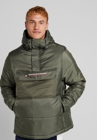 Tommy Sport - BLOCK INSULATION - Veste d'hiver - beetle - 0