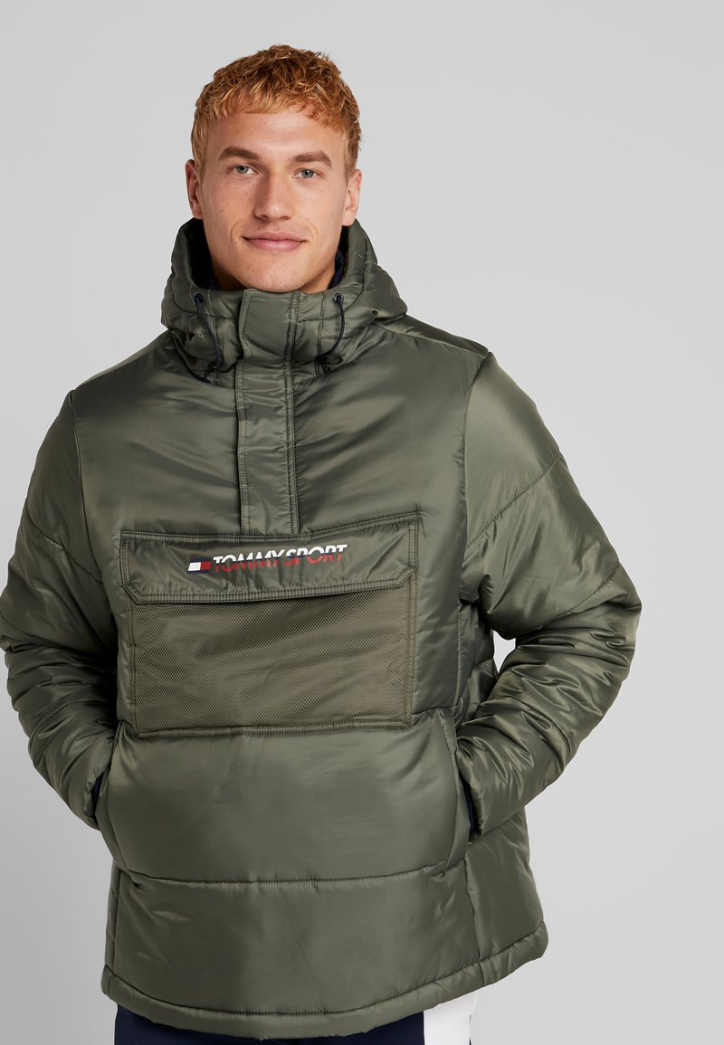 Tommy Sport - BLOCK INSULATION - Veste d'hiver - beetle