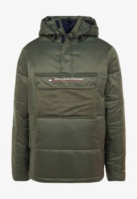 Tommy Sport - BLOCK INSULATION - Veste d'hiver - beetle - 6