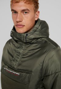 Tommy Sport - BLOCK INSULATION - Veste d'hiver - beetle - 5