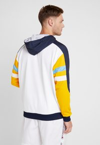 Tommy Sport - RETRO BLOCK HOODY LOGO - Sweat à capuche - gold fusion - 2