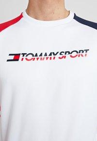 Tommy Sport - CORE CREW  - Sweatshirt - white - 4