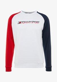 Tommy Sport - CORE CREW  - Sweatshirt - white - 3