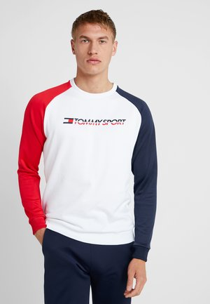 CORE CREW  - Sweatshirt - white