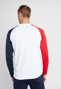 Tommy Sport - CORE CREW  - Sweatshirt - white - 2