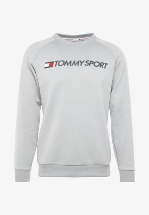 LOGO CREW NECK - Sweatshirt - grey
