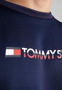 Tommy Sport - BLOCK CREW - Sweatshirt - sport navy - 5