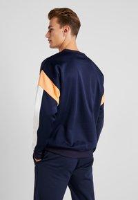 Tommy Sport - BLOCK CREW - Sweatshirt - sport navy - 2