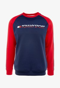 Tommy Sport - TAPE CREW - Sweater - sport navy - 4