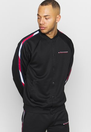 TAPE TRACK - Training jacket - black