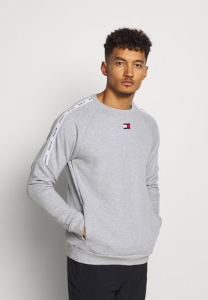 TAPE CREW - Sweatshirt - grey