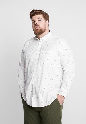 CONVERSATIONAL - Skjorter - white/navy
