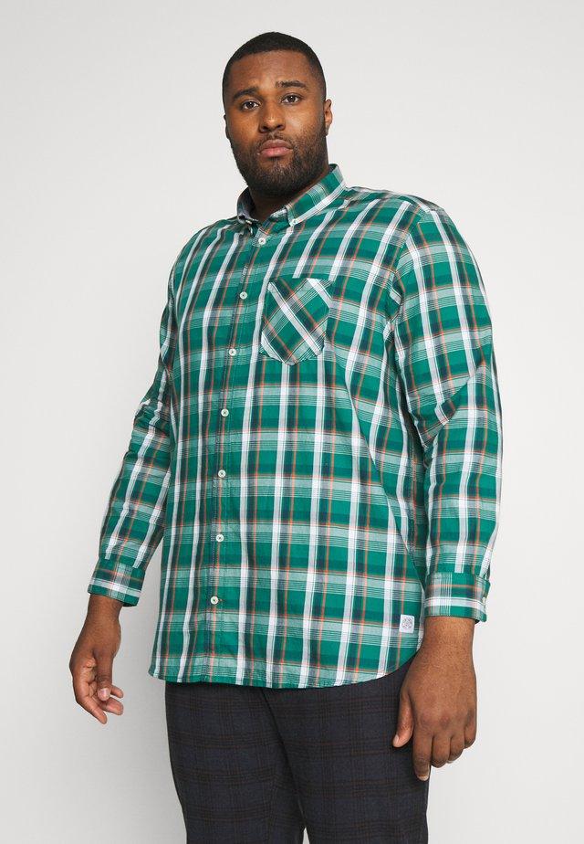 Shirt - green base