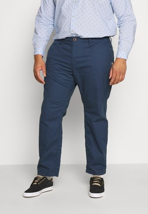 Chinos - ocean night blue