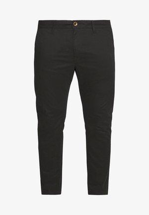 Chino kalhoty - black