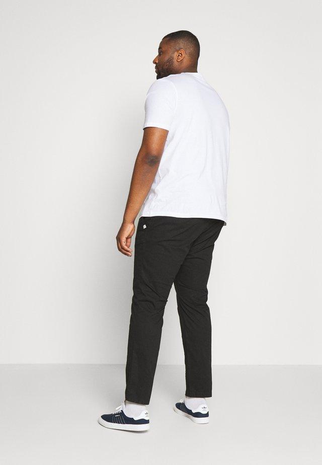 Chinos - black