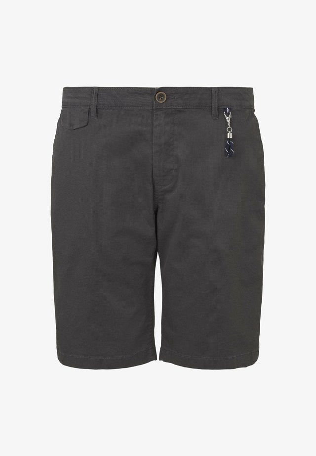 CHINO SHORT - Shorts - grey small t design