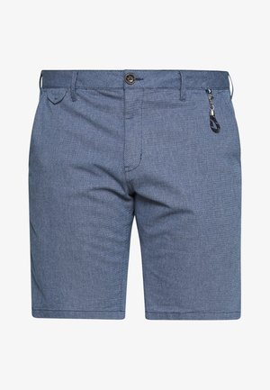 CHINO STRUCTURE - Kraťasy - dark blue