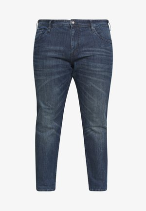 5 POCKET  - Slim fit jeans - dark stone wash