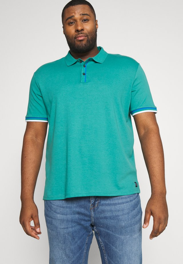 SLEEK POLO - Koszulka polo - ever green