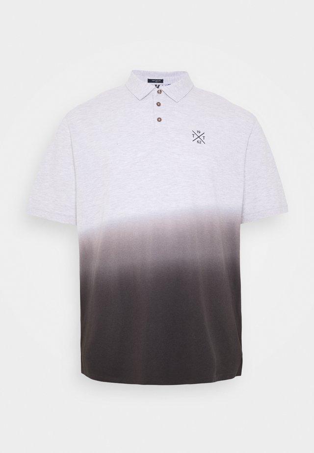 DIP DYED  - Polo shirt - phanton dark grey