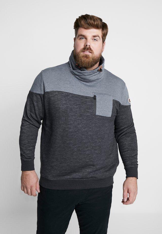 CUTLINE SNOOD - Sweatshirt - pearl grey