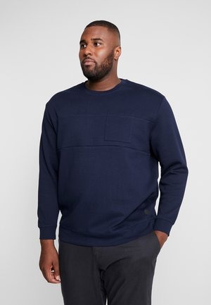 Sweatshirt - sky captain blue