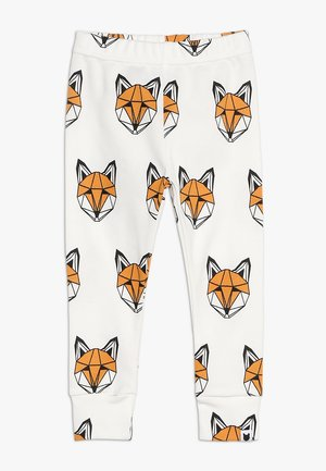 BABY JUST CALL ME FOX - Leggingsit - milk