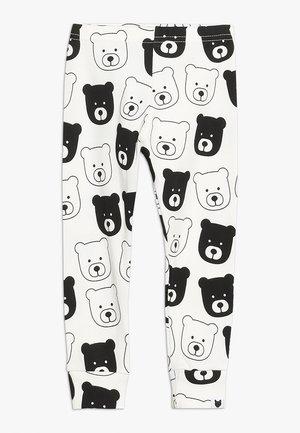 BABY BEAR NEW - Leggingsit - white