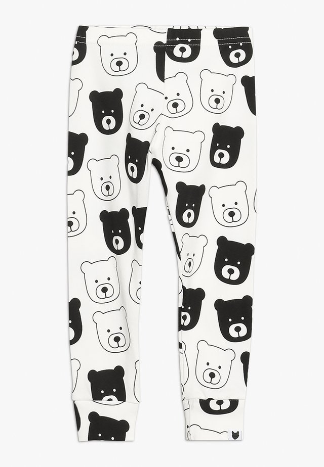 BABY BEAR NEW - Leggings - white