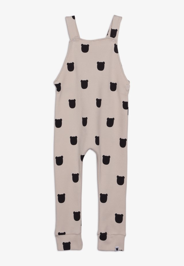 BEAR DUNGAREES BABY - Overall /Buksedragter - blush