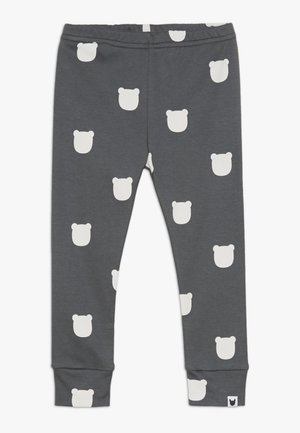 BEAR BABY - Leggings - Trousers - charcoal