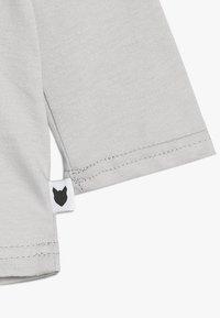 Tobias & The Bear - BABY CUB LONG TEE - Langærmede T-shirts - grey marl - 2