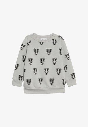 BABY BORIS THE BADGER - Sweatshirt - dove grey