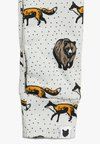 Tobias & The Bear - BABY THE FOX AND THE BEAR LONG ROMPER - Pyjama - pale stone