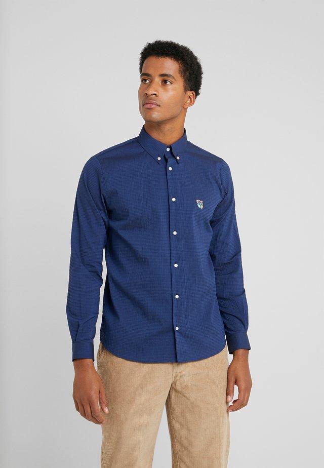 CHARLES - Skjorte - dark blue