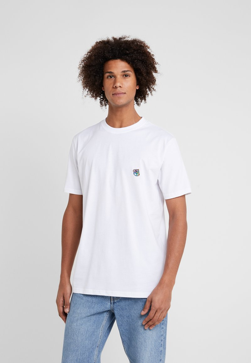Tonsure - FRANK - T-Shirt basic - white