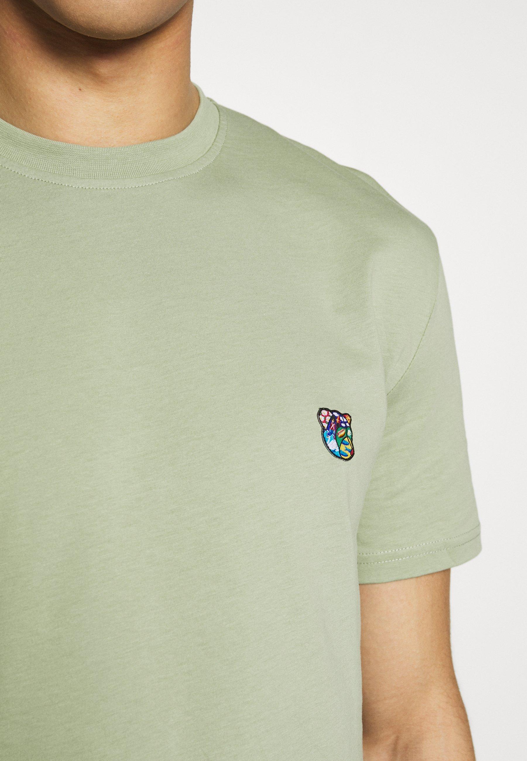 Tonsure Frank - T-shirt Basic Faded Green GlVUL