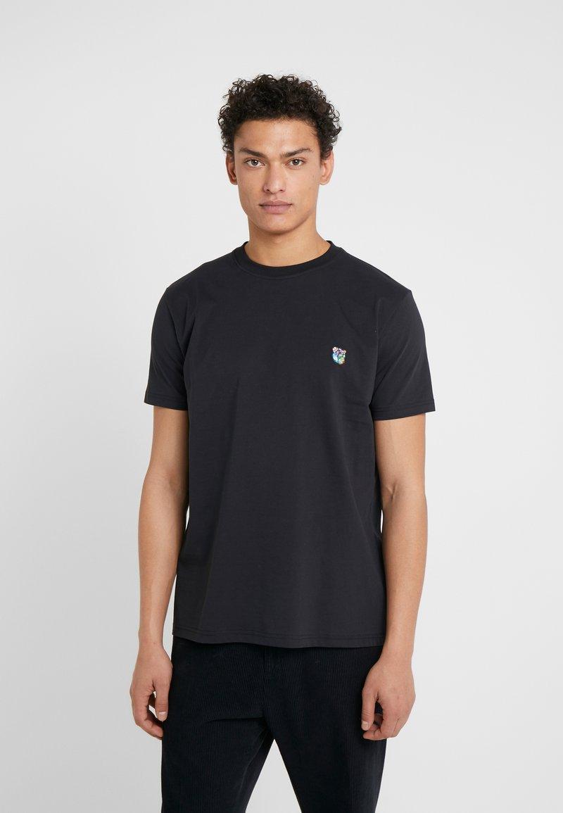 Tonsure - FRANK - T-shirt basique - black