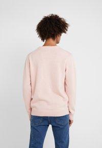 Tonsure - GRANT - Strikkegenser - pink copenhagen teddy - 2