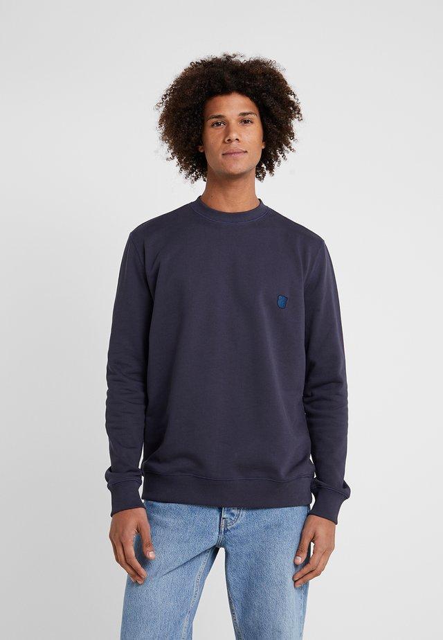 PETER - Sweatshirt - dark navy