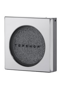 Topshop Beauty - GLITTER EYESHADOW - Fard à paupières - BLK trip - 1